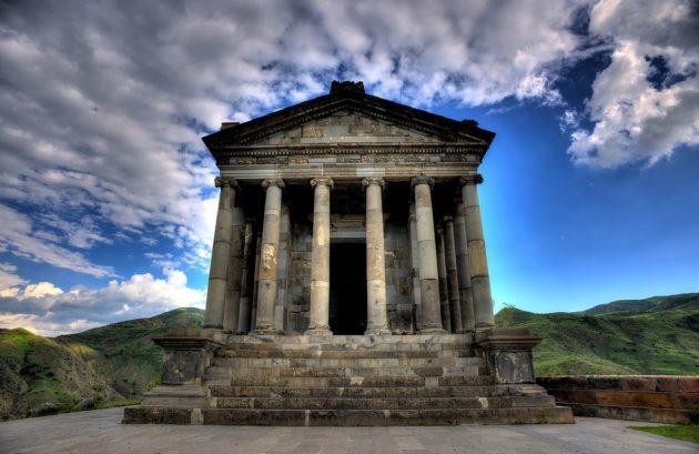 Temple Garni © Terre d'Arménie