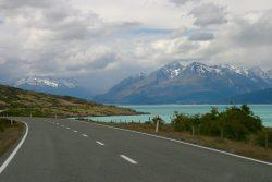 De Queenstown à Christchurch
