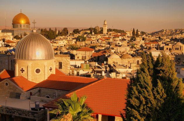 Jérusalem @ Israël Tourism