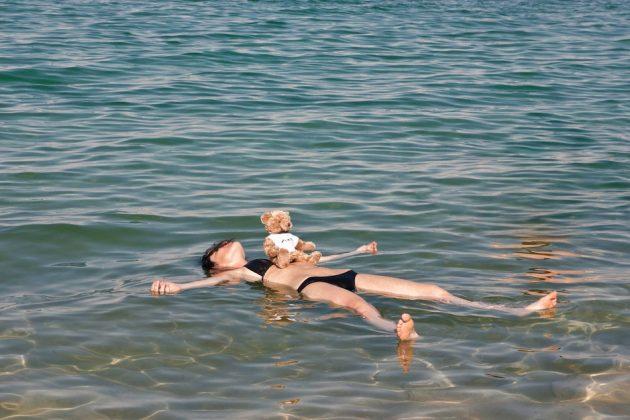 Mer Morte @ Israel Tourism