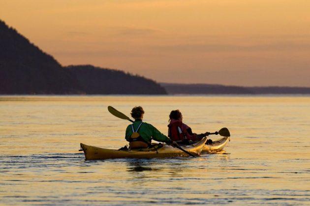 Kayak-Quebec