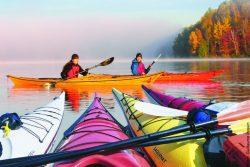 5 spots incontournables pour découvrir le Québec en kayak