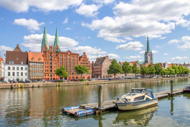 Allemagne Baltique Lübeck