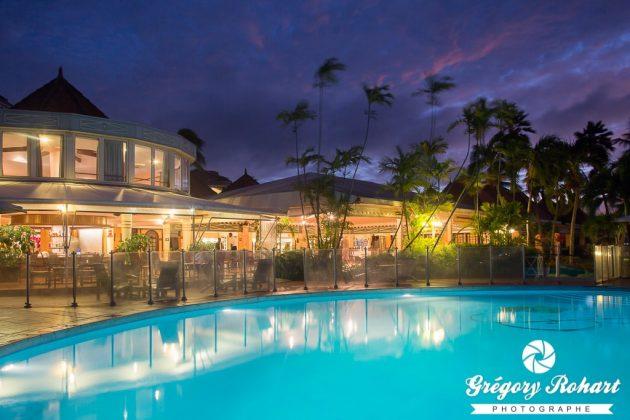 Hôtel Bakoua, Pointe du Bout, Les Trois-Îlets, Martinique
