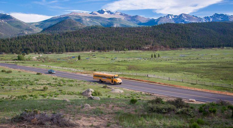 Les plus belles routes du Colorado