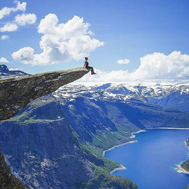 La Troll Tunga en Norvège : vue et revue ? (photo de PhotoTravelNomads)