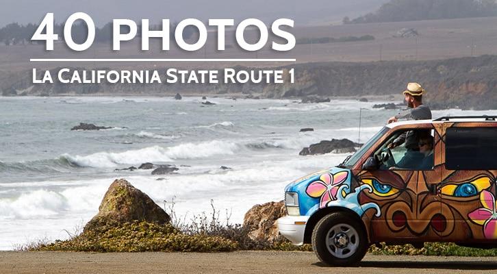 La California State Route 1 en 40 photos
