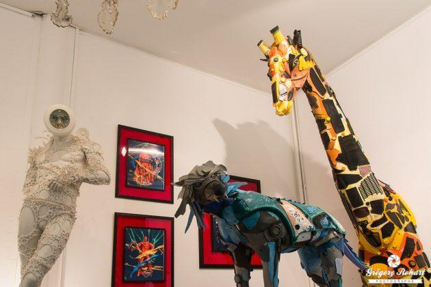 Galerie Michaël Sebban