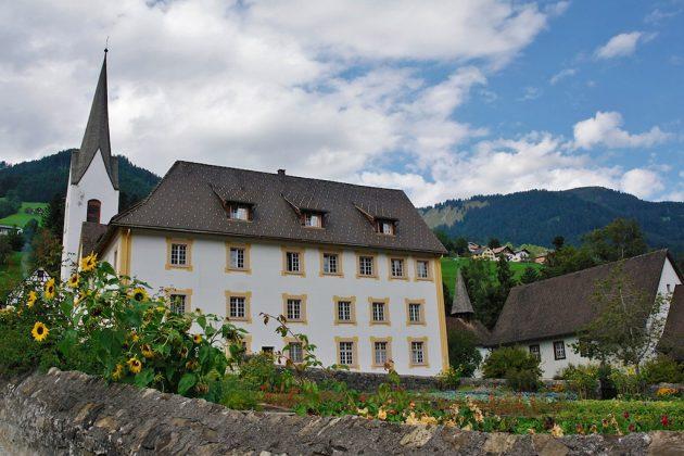 abbaye Saint Gerol