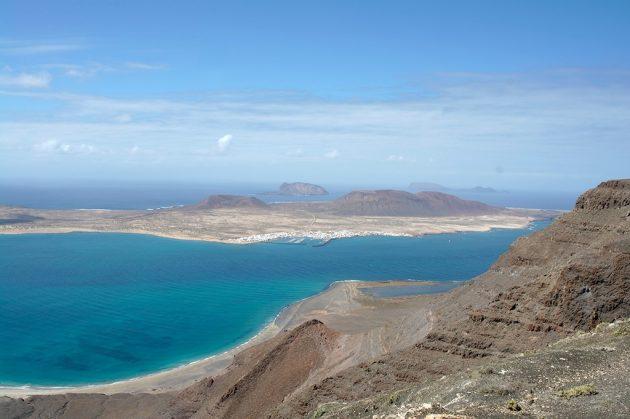 L'île de la Graciosa