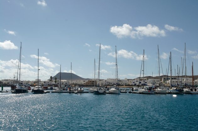 Port Lanzarote
