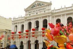 Macao à la confluence des cultures portugaise et chinoise