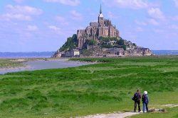 Mont Saint-Michel : aux frontières de la terre, du ciel et de la mer