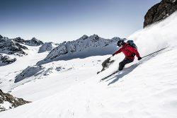 J'ai skié dans le Pitztal, le toit du Tyrol autrichien