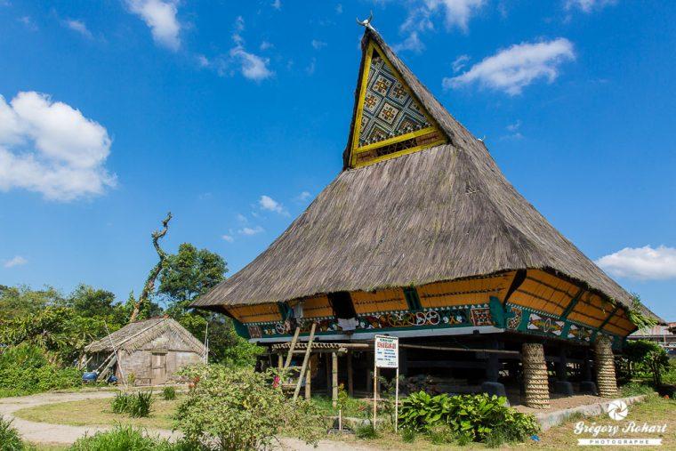 Maison Batak Karo