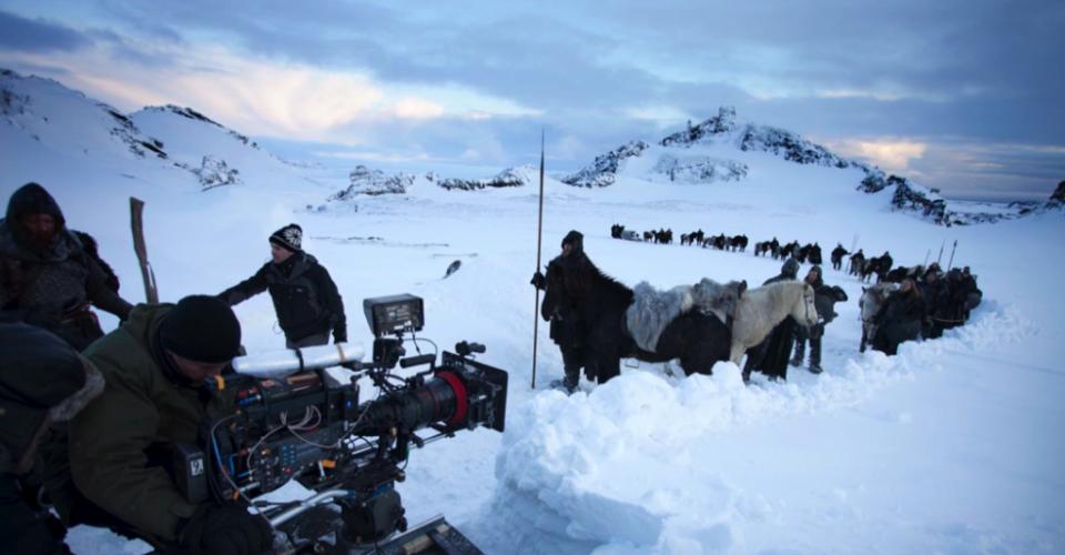 cinéma islande tournage