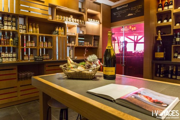 L'Epicurious Gourmet Lounge du Club Med Val Thorens Sensations