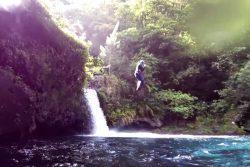 Réunion : canyoning à Langevin en vidéo