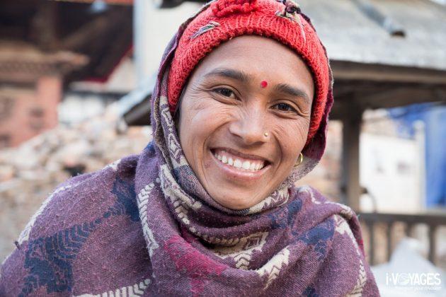 Sourire népalais