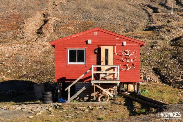 Maison de Longyearbyen