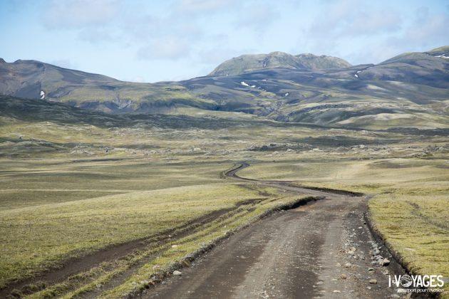 Piste islandaise