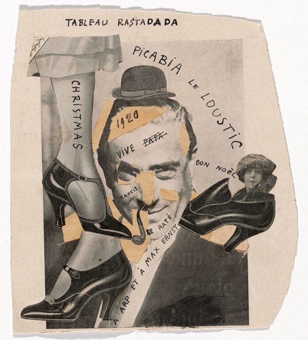 Tableau RastaDada,Francis Picabia
