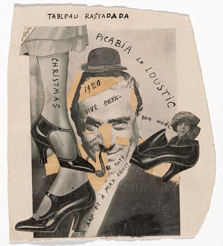 L'exposition « Dadaglobe reconstructed », qui après Zürich sera montrée à New York, rassemble une centaine d'œuvres.