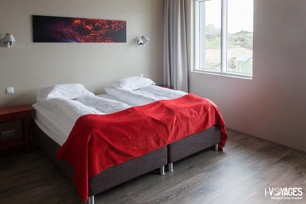 Hôtel Vestmannaeyjar (île Vestmann)