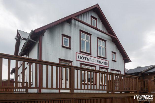 Hôtel Framtid (Djupivogi)