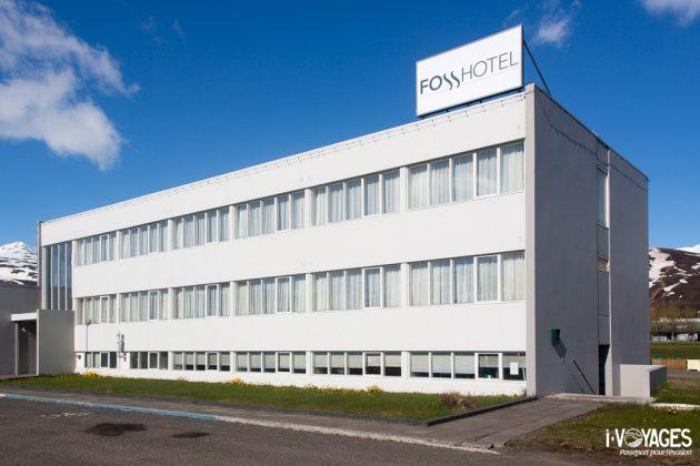 Hôtel Fosshôtel (Dalvik)