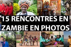 15 rencontres en Zambie en photos