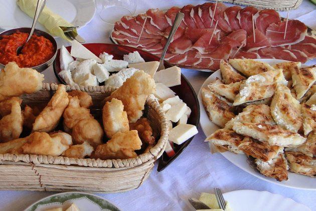 Gastronomie croate