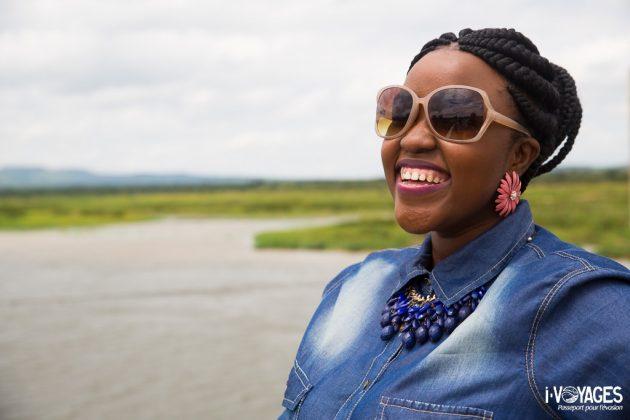 Mukosha, la journaliste