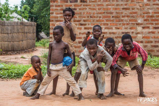 Le haka de Zambie