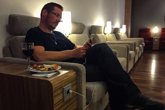 Saga lounge