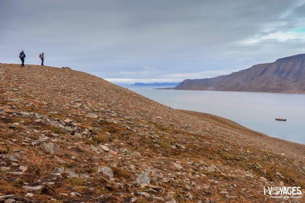 Randonnée au Svalbard