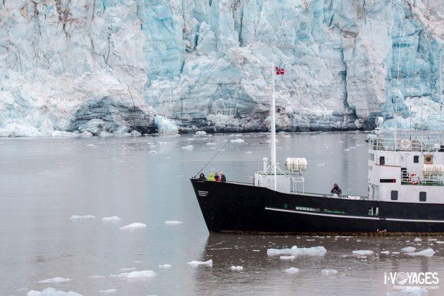 Croisière au Svalbard