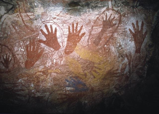 NT; Aboriginal; Rock Art;peintures aborigènes