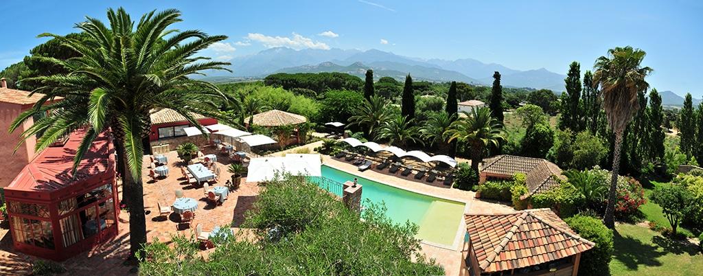 J'ai testé l'hôtel La Signoria (5*) à Calvi