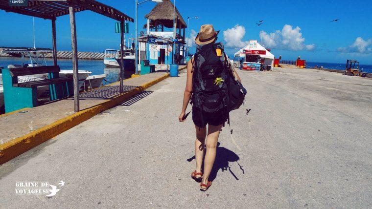 Pauline, Graine de voyageuse