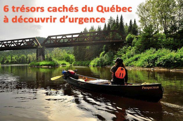 6 trésors cachés du Québec à découvrir d'urgence