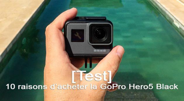 Test GoPro Hero5