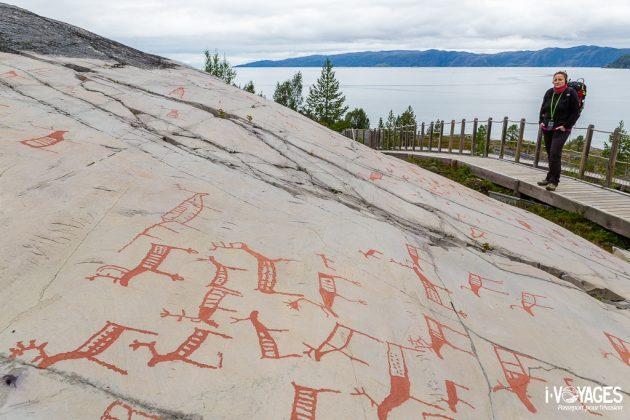 peintures rupestres Alta