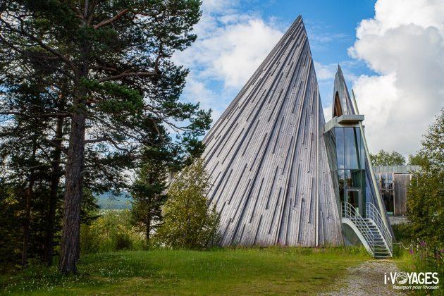 Parlement Sami de Karasjok