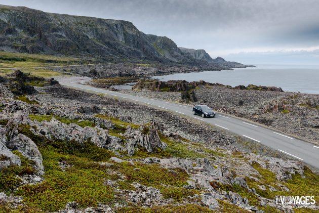 Roadtrip en Laponie