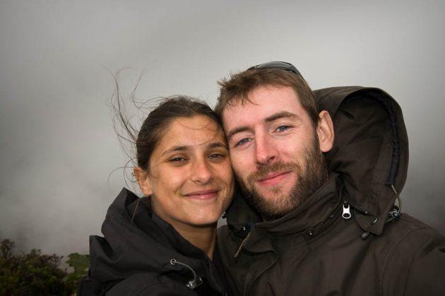 Seb et Laura des Globe Blogueurs