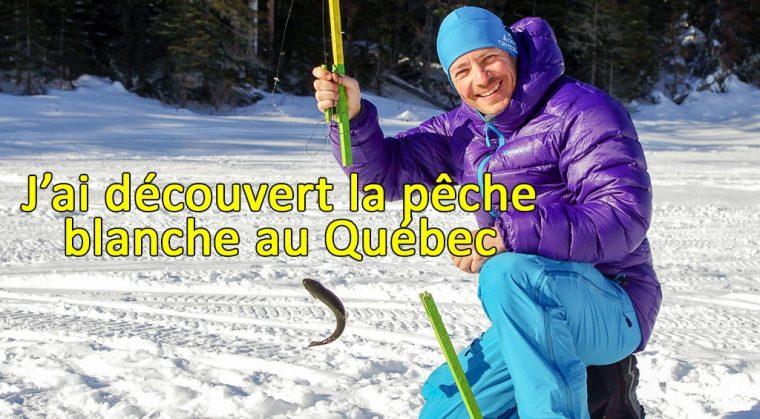 Pêche blanche au Québec