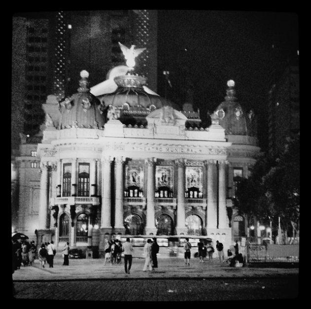 Théâtre municipal de Rio