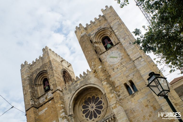 Cathédrale Sé, Lisbonne