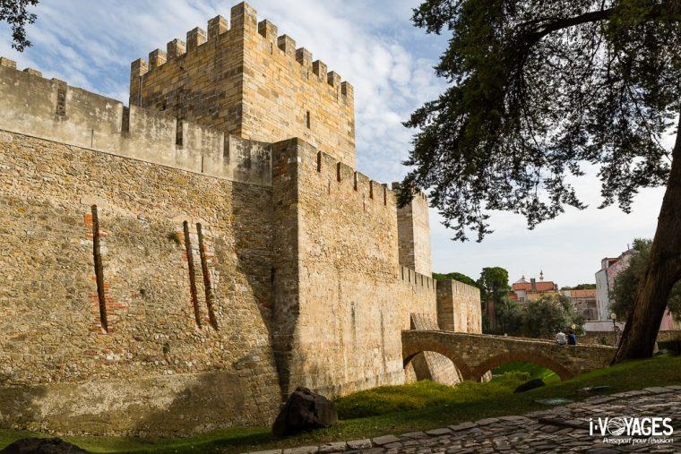 Castela São Jorge, Lisbonne